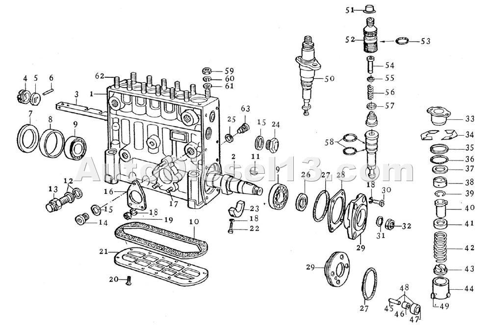 pochette de joint pompe injection scania autodiesel13. Black Bedroom Furniture Sets. Home Design Ideas