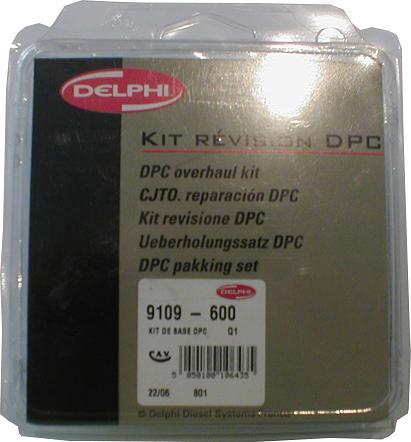kit r vision pompe injection lucas delphi type dpc 600d. Black Bedroom Furniture Sets. Home Design Ideas
