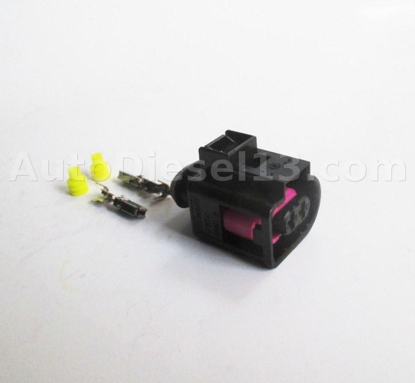 connecteur injecteur common rail siemens bosch autodiesel13. Black Bedroom Furniture Sets. Home Design Ideas