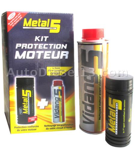 kit de protection moteur metal 5 autodiesel13. Black Bedroom Furniture Sets. Home Design Ideas