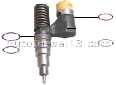 delphi pde pump injector repair kit autodiesel13. Black Bedroom Furniture Sets. Home Design Ideas