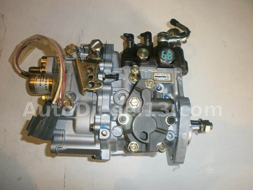 Yanmar Injection Pump Autodiesel13