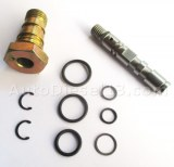 DPC pump low load valve