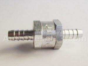 Non return diesel 12mm valve