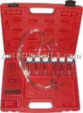 CR injecteor kit test back leak