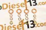 Injector mounting kit Renault