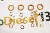 Injector mounting kit Peugeot