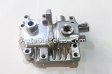 TOYOTA injection pump cover