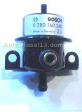 BMW pressure valve