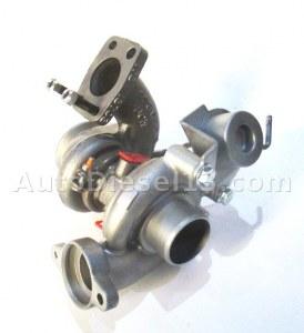 PSA C3 C4 FORD Cmax VOLVO V50 90cv Turbocharger