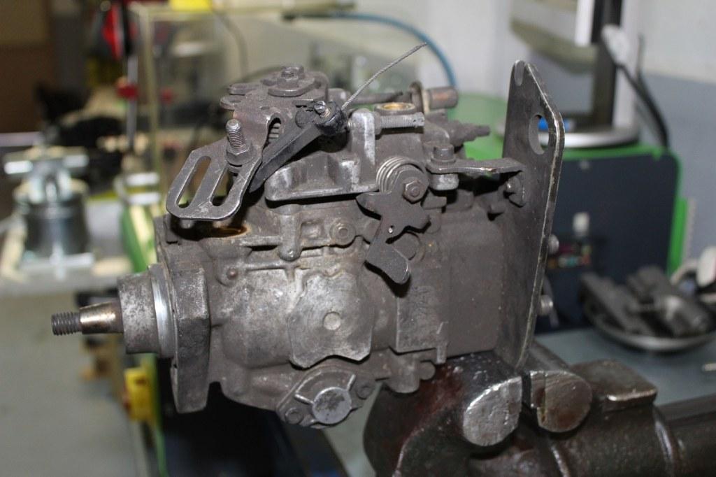 Rebuild VA VE TURBO BOSCH injection pump autodiesel13
