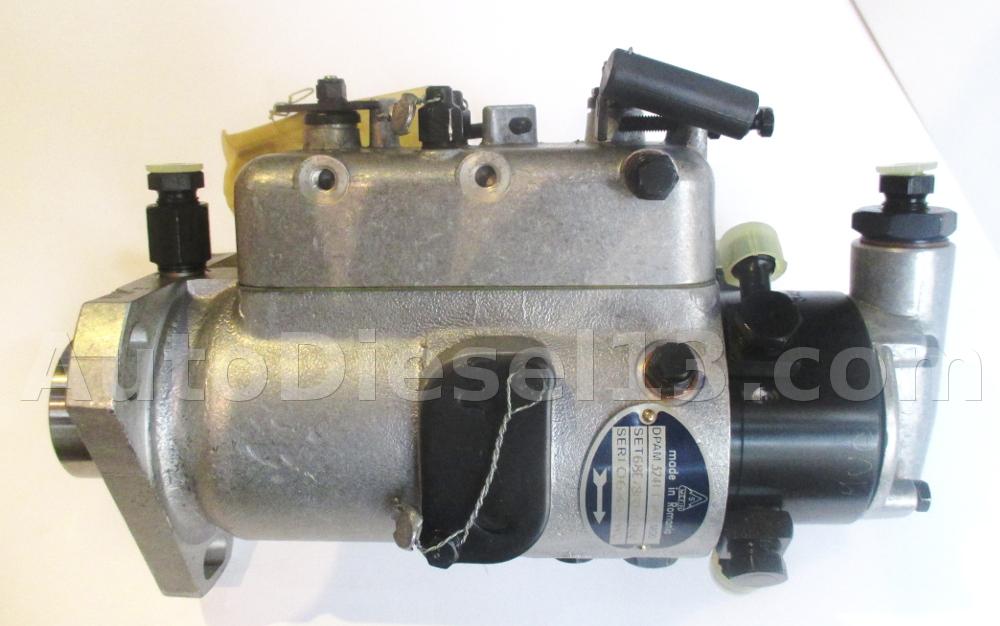 Test / Contrôle / Réparation autodiesel13