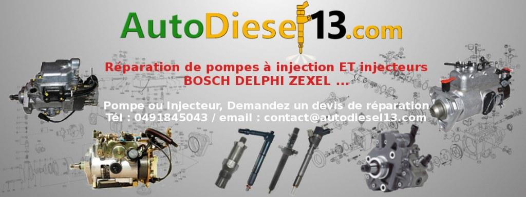 réparation pompes injection et injecteurs à marseille