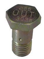 Clapet de retour pompe injection BOSCH VE