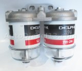 Double filtre à gasoil Complet diam. 14mm