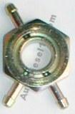 Raccord de récupération exagonal 27 4x4x4 ED1203370