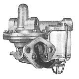 Pompe alimentation Leyland Rover