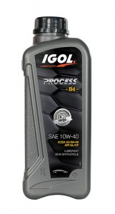 Huile moteur 10W-40 IGOL Process B4