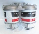Double filtre à gasoil Complet