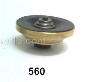 Membrane suralimentation 560