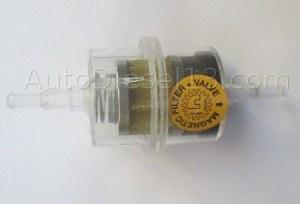 Filtre magnétique 6mm et 8mm